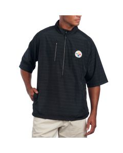 Pittsburgh Steelers Cyclone Short Sleeve Jacket
