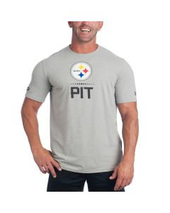 Pittsburgh Steelers Under Armour NFL Combine Lock Up Short Sleeve T-Shirt