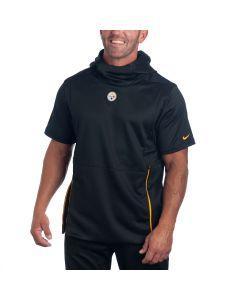 Pittsburgh Steelers Nike Therma Short Sleeve Top