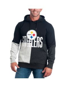 Pittsburgh Steelers Base Blocked Hoodie