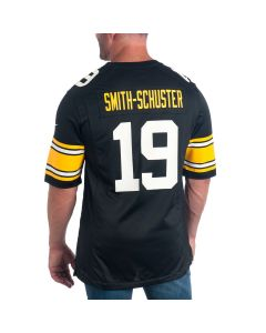 JuJu Smith-Schuster #19 Men's Nike Replica Throwback Jersey