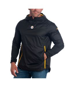 Pittsburgh Steelers Nike Fly Rush Black Jacket