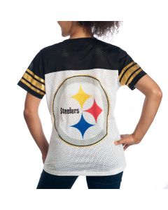 Pittsburgh Steelers Women's Fan Club Short Sleeve T-Shirt