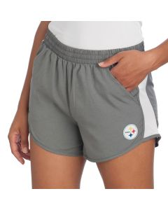 Pittsburgh Steelers Women's Under Armour NFL Combine Fly By Shorts