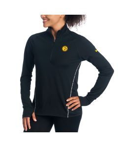 Pittsburgh Steelers Nike Women's Core 1/2 Zip Top