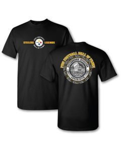 Pittsburgh Steelers Hall of Fame Legends Short Sleeve T-Shirt