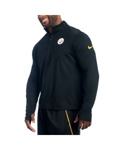 Pittsburgh Steelers Nike Long Sleve Core 1/2 Zip Top