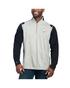 Pittsburgh Steelers Automatic 1/4 Zip Top