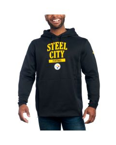 Pittsburgh Steelers Nike Steel City Therma Hoodie