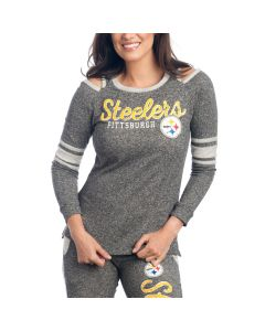 Pittsburgh Steelers Women's Exclusive Walk Off Top