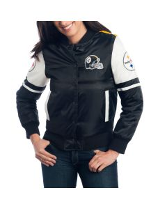 Pittsburgh Steelers Women's Fight or Flight Bomber