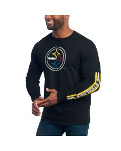 Pittsburgh Steelers Startling Success Long Sleeve T-Shirt