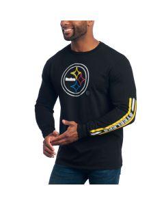 Pittsburgh Steelers Startling Success Long Sleeve T-Shirt