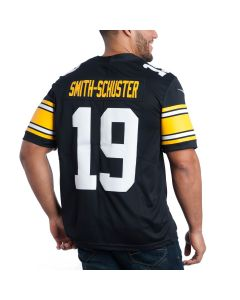 JuJu Smith-Schuster #19 Men's Limited Throwback Jersey