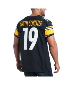 JuJu Smith-Schuster #19 Men's Nike Authentic Home Jersey