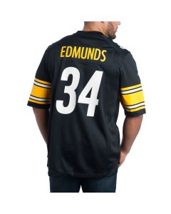 Terrell Edmunds #34 Men's Nike Replica Home Jersey