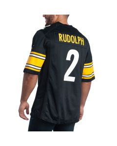 Mason Rudolph #2 Men's Nike Replica Home Jersey