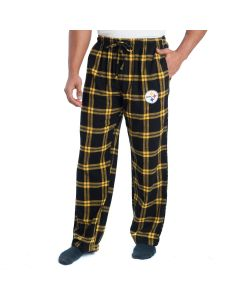 Pittsburgh Steelers Homestretch Flannel Sleep Pants