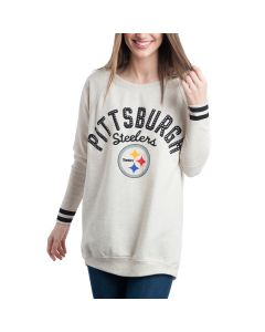Pittsburgh Steelers Women's Touch by Alyssa Milano Backfield Top