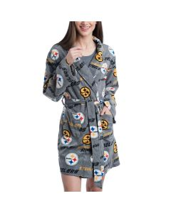 Pittsburgh Steelers Women's Achieve Robe