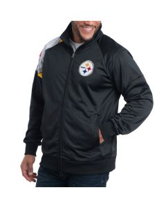 Pittsburgh Steelers Interception Track Jacket