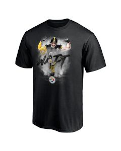 Pittsburgh Steelers #90 T.J. Watt 2020 Short Sleeve T-Shirt