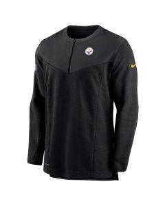 Pittsburgh Steelers Men's Nike UV 1/2 Zip Dry Top