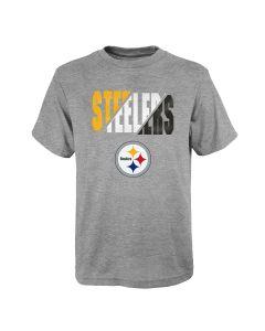 Pittsburgh Steelers Little Boy's Mean Streak Short Sleeve T-Shirt