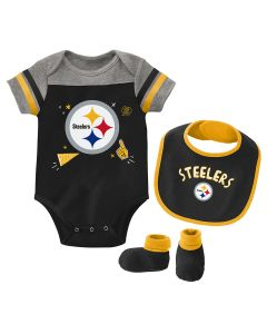 Pittsburgh Steelers Infant Boys' Tackle Set