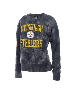 Pittsburgh Steelers Women's Pinch Crew Fleece Sweatshirt