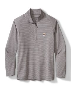 Pittsburgh Steelers Men's Tommy Bahama Play Action 1/2 Zip