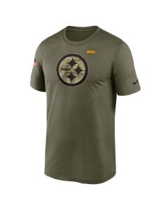 Pittsburgh Steelers Men's Nike 2021 Salute to Service (STS) Short Sleeve T-Shirt