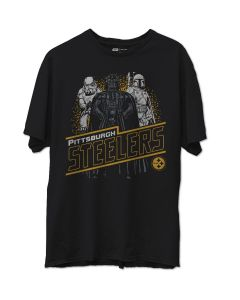 Pittsburgh Steelers Unisex Disney Star Wars Empires Short Sleeve T-Shirt