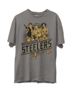 Pittsburgh Steelers Unisex Disney Star Wars Rebels Short Sleeve T-Shirt