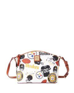 Pittsburgh Steelers Dooney & Bourke Suki Crossbody