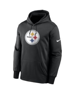 Pittsburgh Steelers Men's Nike Primary Logo Therma Pullover