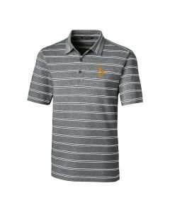 Pittsburgh Steelers Men's Cutter & Buck Forge Heather Stripe Polo