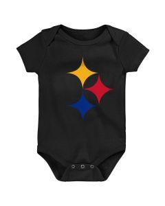 Pittsburgh Steelers Newborn Boys' Hypocycloid Creeper