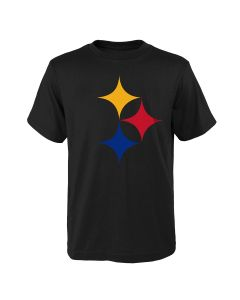 Pittsburgh Steelers Youth Hypocycloid Short Sleeve T-Shirt