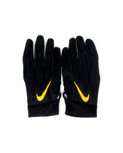Pittsburgh Steelers 9.19.2021 Game Used #28 Miles Killebrew Gloves vs. Raiders