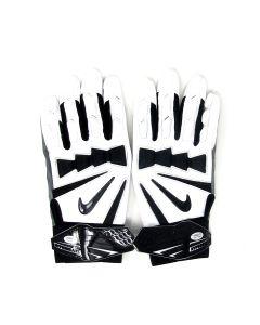 Pittsburgh Steelers 9.19.2021 Game Used #71 Joe Haeg Gloves vs. Raiders
