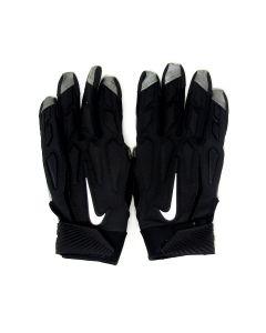 Pittsburgh Steelers 9.19.2021 Game Used #92 Isaiahh Loudermilk Gloves vs. Raiders