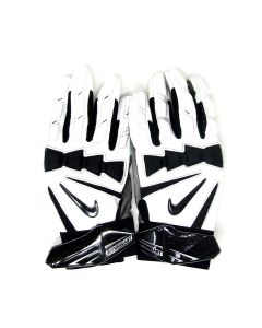 Pittsburgh Steelers 9.26.2021 Game Used #69 Kevin Dotson Gloves vs. Bengals