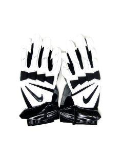 Pittsburgh Steelers 9.26.2021 Game Used #71 Joe Haeg Gloves vs. Bengals
