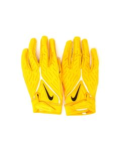 Pittsburgh Steelers 10.3.2021 Game Used #28 Miles Killebrew Gloves vs. Packers