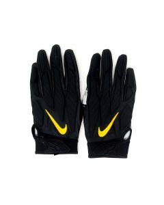 Pittsburgh Steelers 10.10.2021 Game Used #28 Miles Killebrew Gloves vs. Broncos
