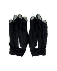 Pittsburgh Steelers 10.10.2021 Game Used #92 Isaiahh Loudermilk Gloves vs. Broncos