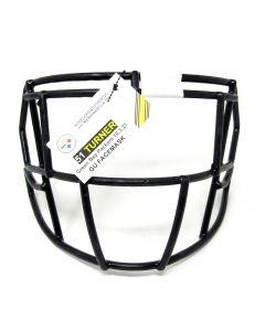 Pittsburgh Steelers 10.10.2021 Game Used #51 Trai Turner Facemask