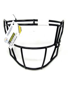 Pittsburgh Steelers 10.10.2021 Game Used #81 Zach Gentry Facemask