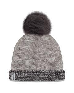Pittsburgh Steelers New Era Women's Cozy Cuff Knit Cap